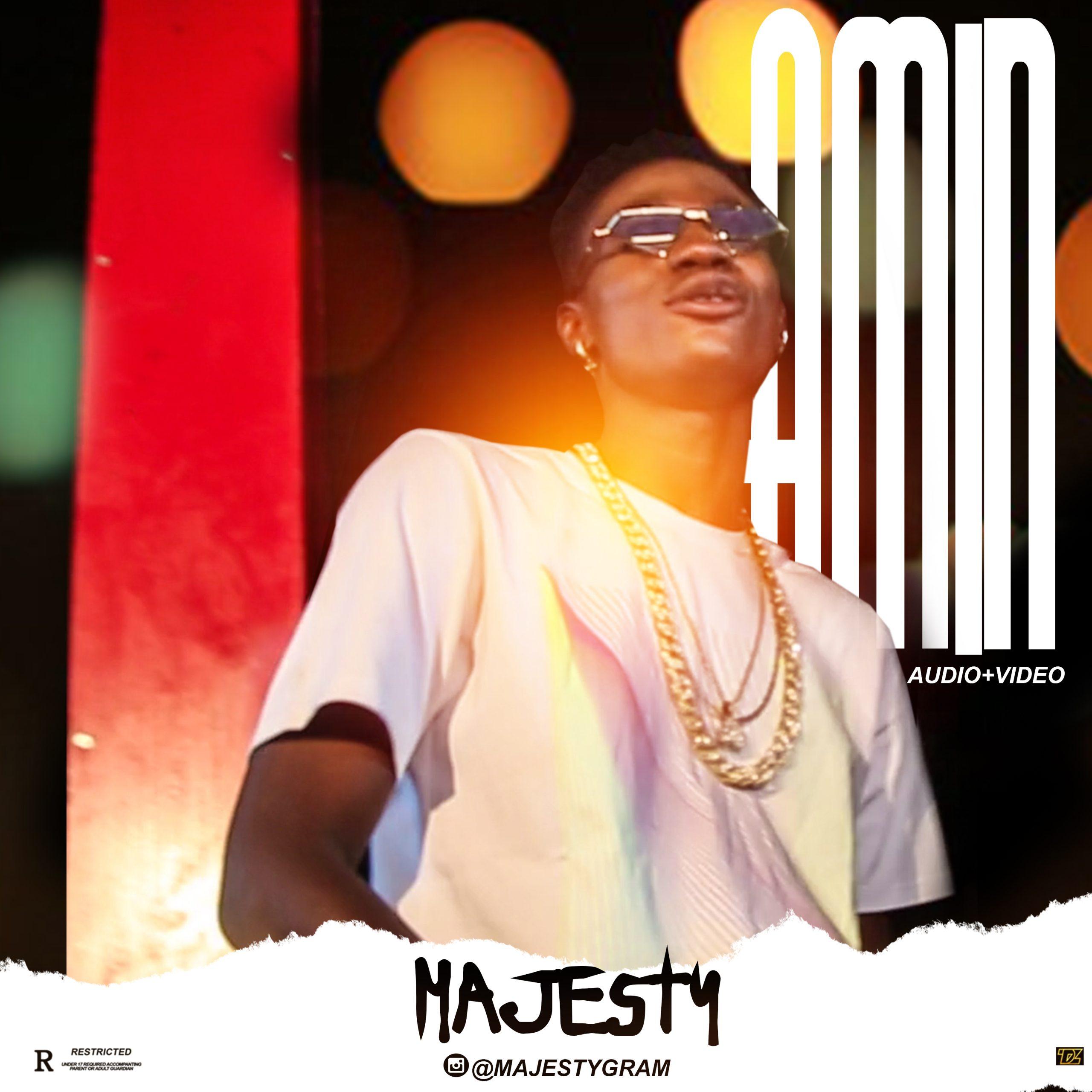 (Audio+Video) Majesty_Amin 1 138