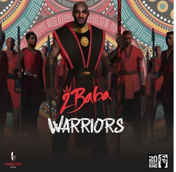 ALBUM: 2Baba – Warriors (Mp3 + Zip File) 1 482