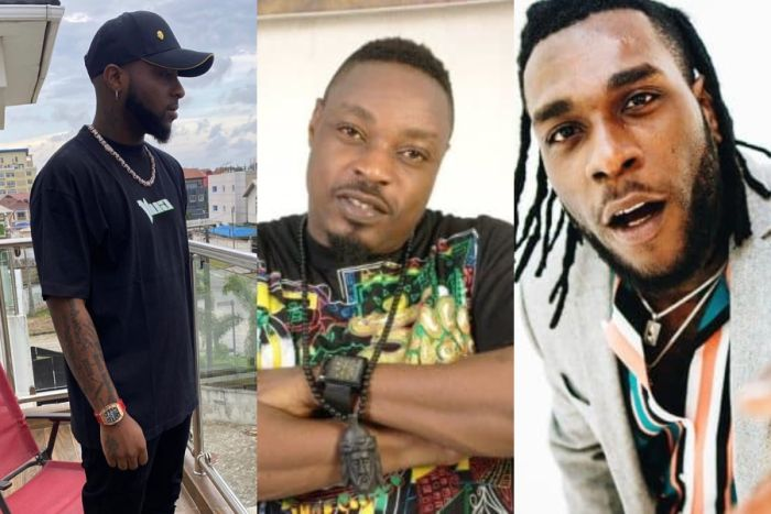 "Eedris Abdulkareem Tells Burna Boy To Respect Davido As The Real ""Odogwu"" – (Davido's Reaction Will Shock You) 1 729"