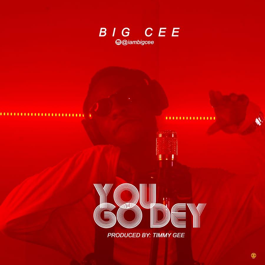 Big Cee – YOU GO DEY