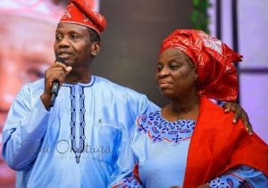 RIGHT or WRONG?? At 72, My Wife Still Cooks My Meal And Serve Me By Herself – Pastor Adeboye Says (See Nigerians Reaction) 1 817
