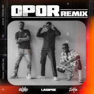 Mp3: Rexie ft Zlatan & Ladipoe - opoor remix 1 1109