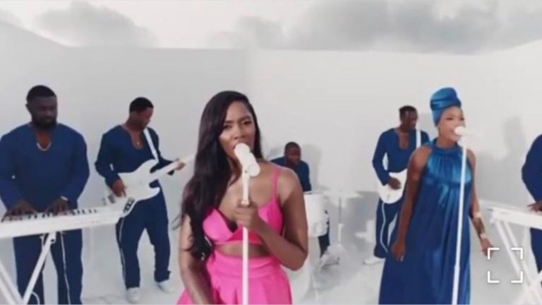 Tiwa Savage makes her debut on American TV with performance on Jimmy Fallon's show