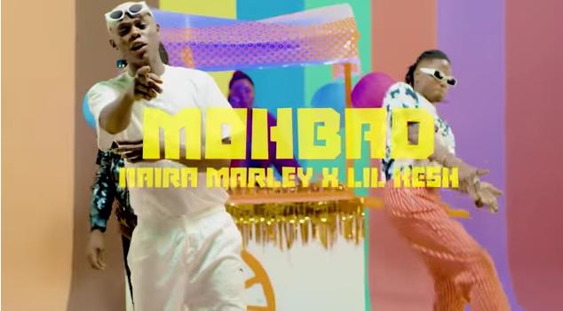 VIDEO] Mohbad Ft. Naira Marley & Lil Kesh – Ponmo Sweet