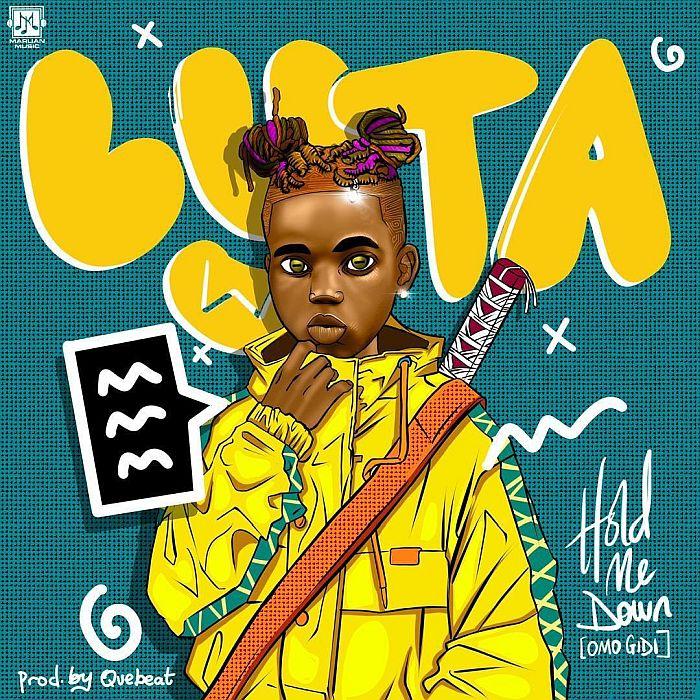 [Music] Lyta – hold me down (omo gidi)