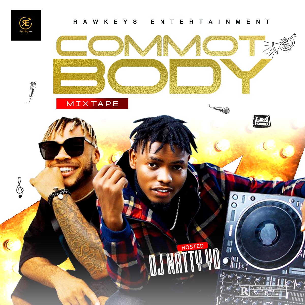 Dj Natty Yo-Comot Body Mixtape